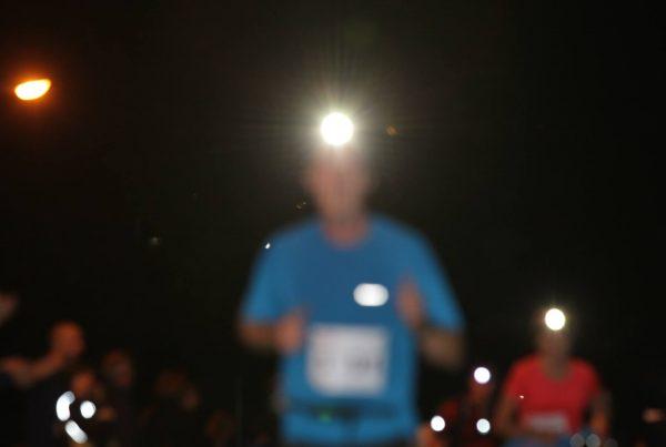 Trail des Lumières